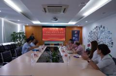 深化产教融合 点掌财经与上海信息技术学